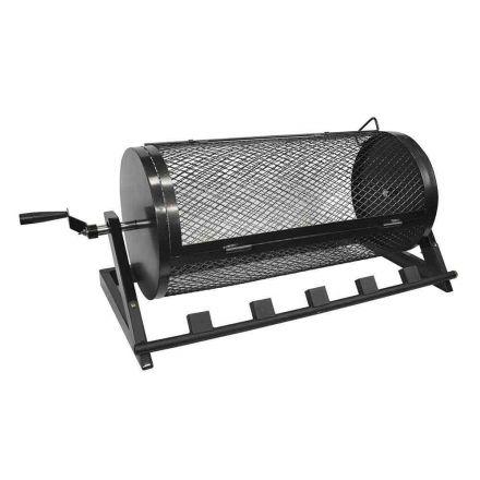 Santa Barbara Chili Roaster CRBBQ-CR 5 Burner Rotating Chili Roaster without Gas Regulator